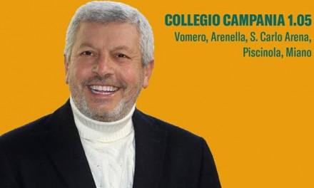 Il 4 marzo 2018, Elezioni Politiche – Mario Coppeto LeU – Per i molti e non per i pochi